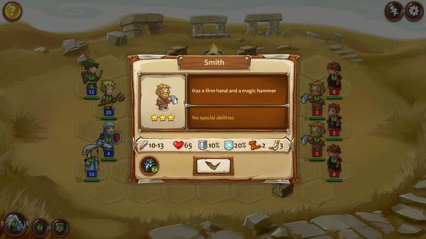 Braveland Screenshot