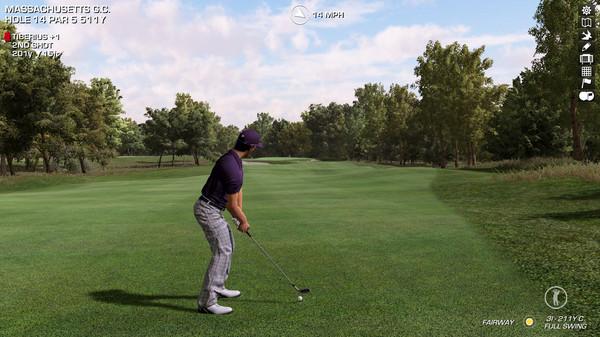 Jack Nicklaus Perfect Golf Screenshot