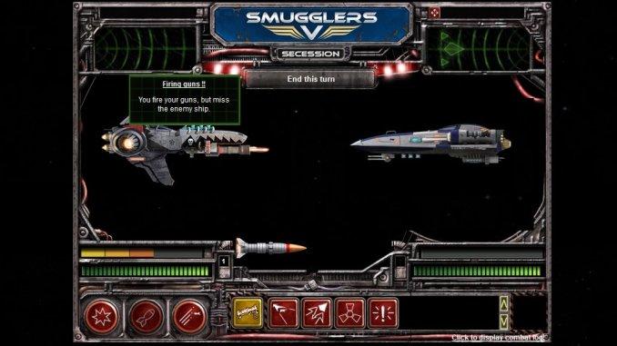 Smugglers V + Invasion screenshot 2