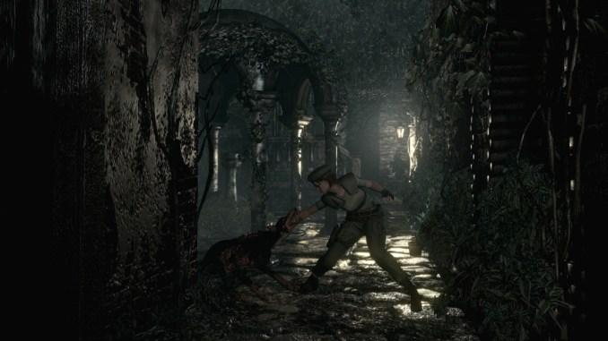 Resident Evil HD Remaster Screenshot 2