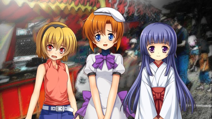 Higurashi When They Cry Hou - Ch.1 Onikakushi screenshot 3