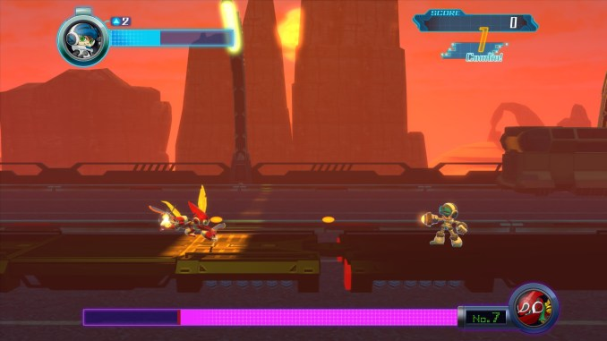 Mighty No. 9 Screenshot 2