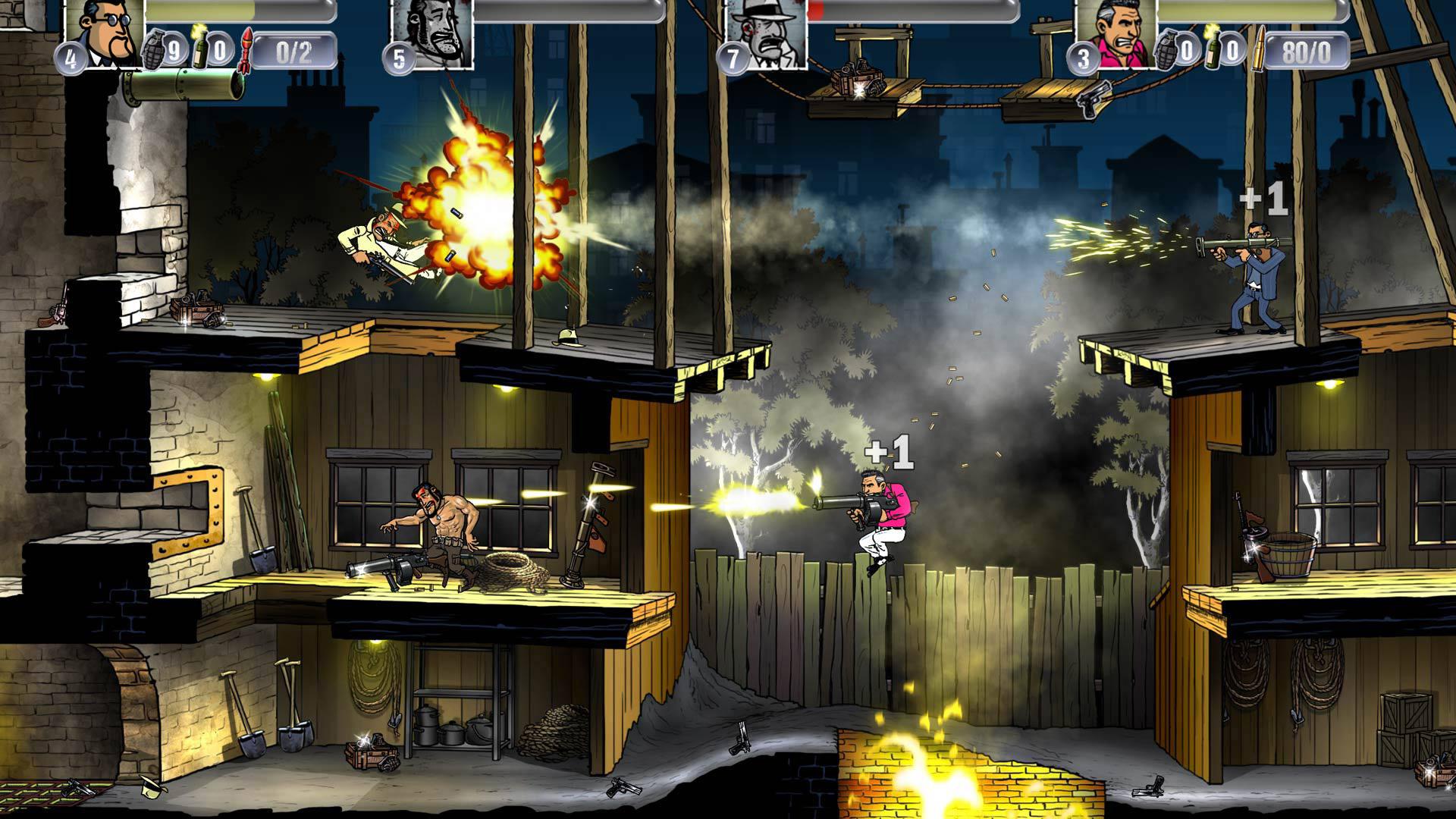 Guns Gore and Cannoli 2 for Mac 1.0.1 破解版 - 枪,血,意大利黑手党2