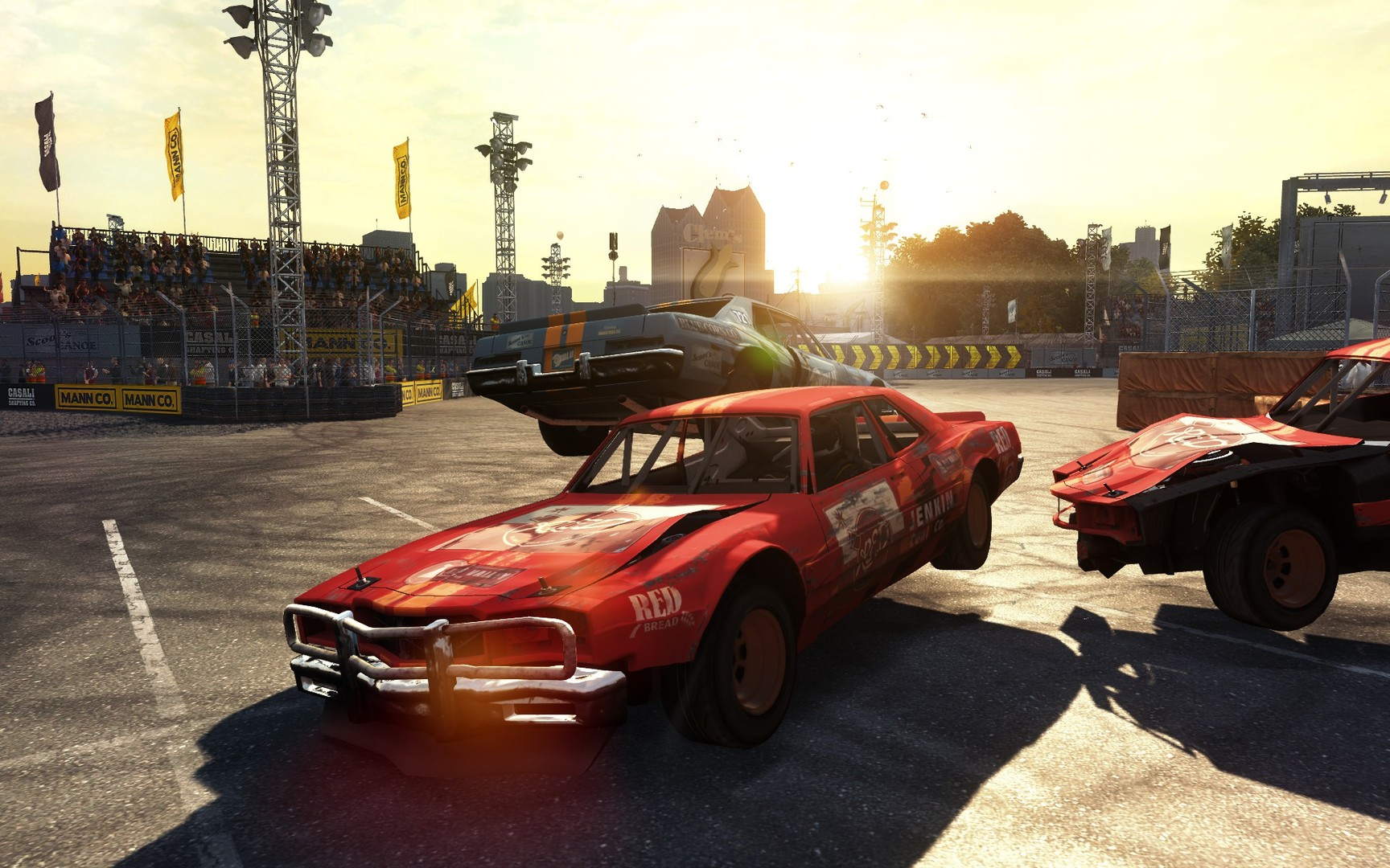 Grid Autosport Free Demoman Derby Dlc Codemasters - Year of
