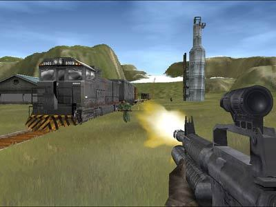 Delta Force 2 Highly Compressed