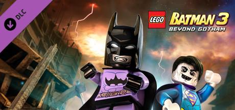 Lego Batman 3 Beyond Gotham Dlc Bizarro On Steam