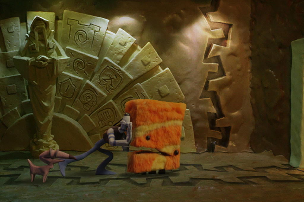 Armikrog: Deluxe Edition screenshot 3