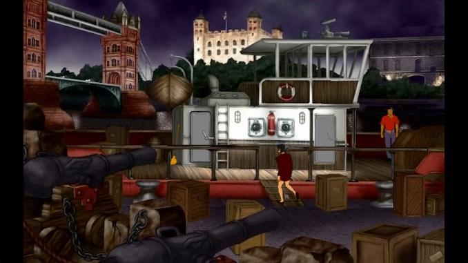 Broken Sword 2: The Smoking Mirror Screenshot 2
