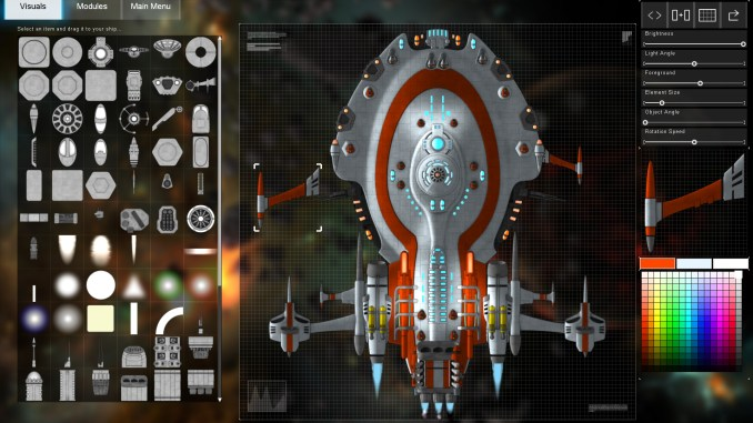 Gratuitous Space Battles 2 screenshot 1