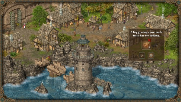 Hero of the Kingdom II Screenshot