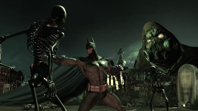 Batman: Arkham Asylum Game of the Year Edition screenshot 2