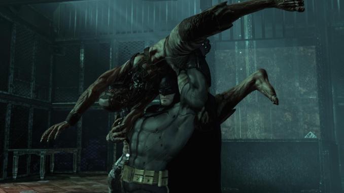 Batman: Arkham Asylum Game of the Year Edition screenshot 1