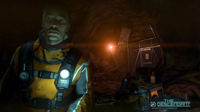 The Descendant Screenshot 2