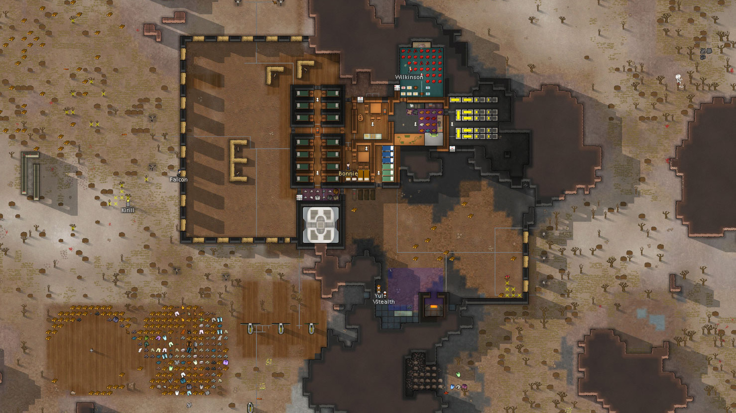 Rimworld Name In Game Access On Steam
