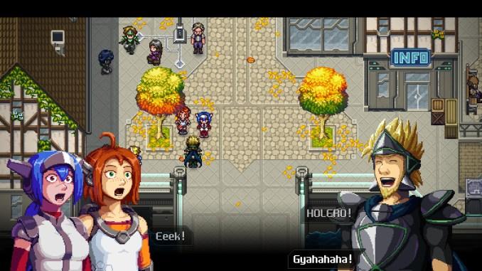 CrossCode Screenshot 3