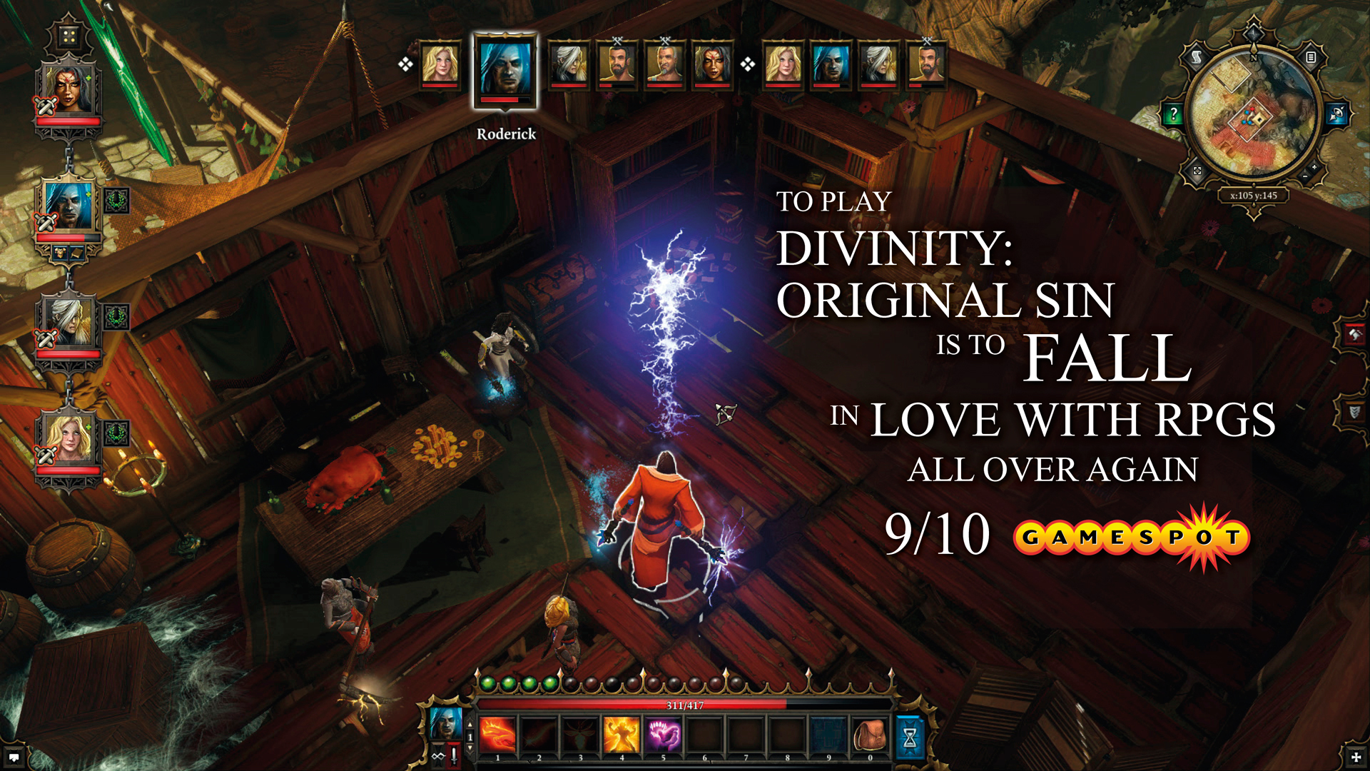 Divinity: Original Sin (Enhanced Edition) screenshot 1
