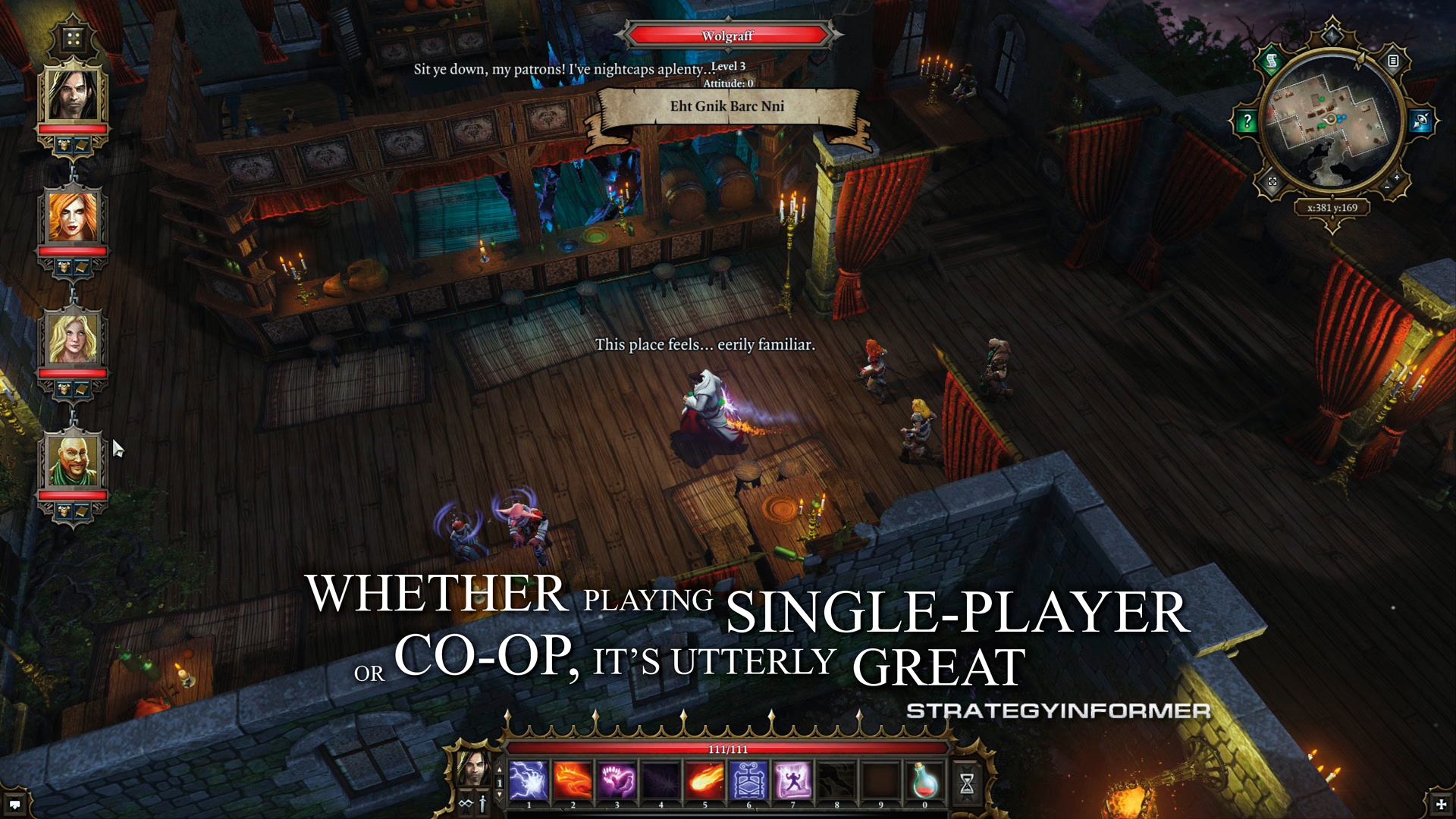 Divinity: Original Sin (Enhanced Edition) screenshot 3