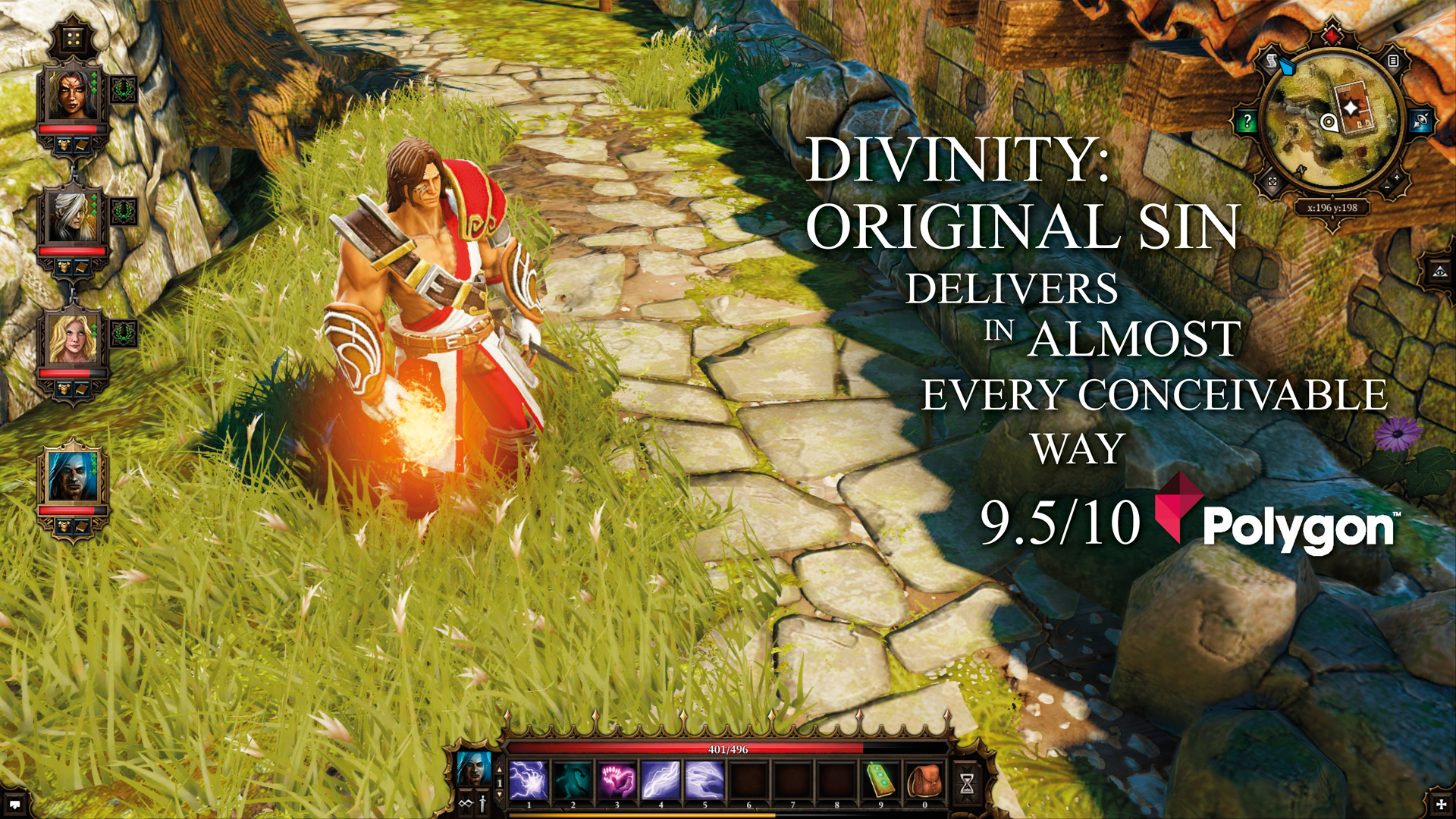 Divinity: Original Sin (Enhanced Edition) screenshot 2