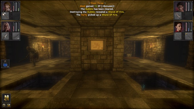 The Deep Paths: Labyrinth Of Andokost Screenshot 3