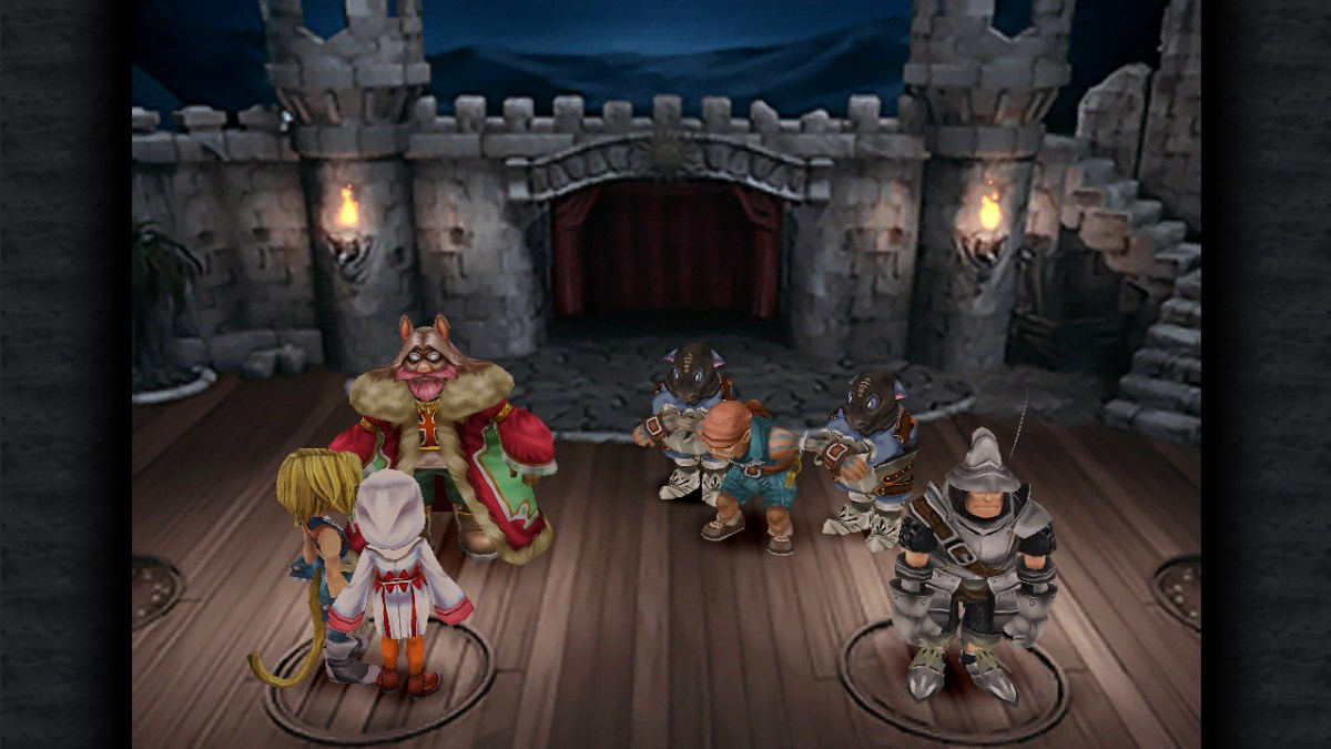 Top 5 Best Final Fantasy parts with million players