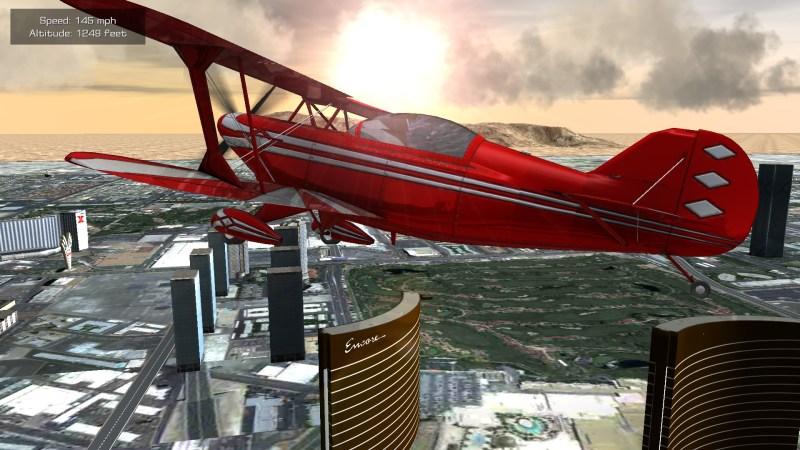 Znalezione obrazy dlazapytania: Flight Unlimited Las Vegas steam