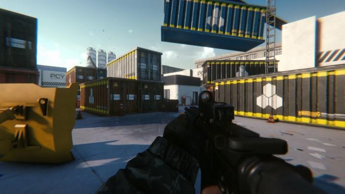 Vengeance Screenshot 1
