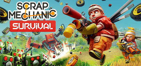 Save 30% on Scrap Mechanic on Steam