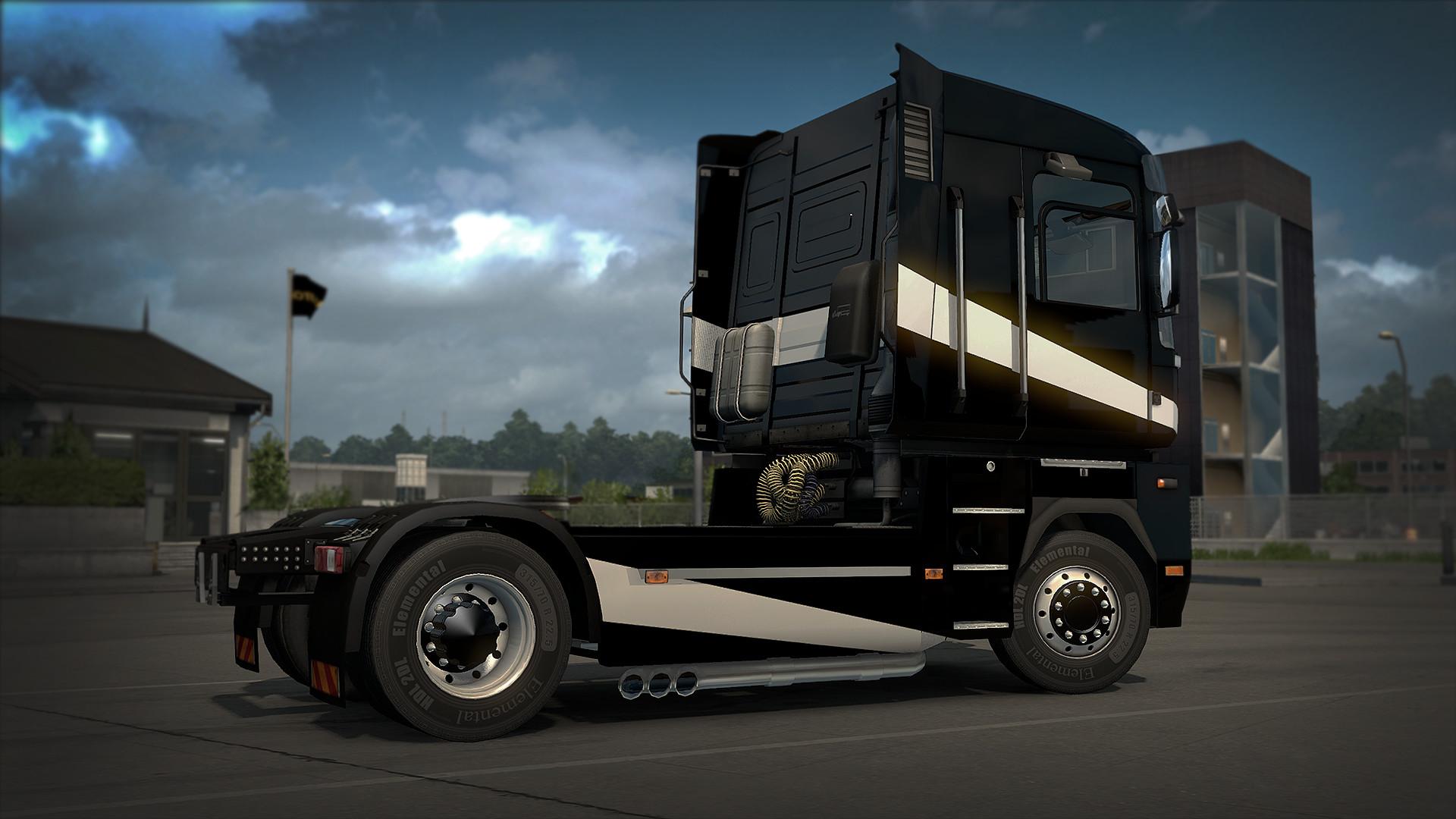 Steam - Euro Truck Simulator 2 - Wheel Tuning Pack