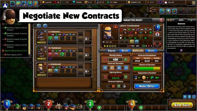Epic Manager Screenshot 1