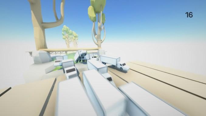 Clustertruck Screenshot 1