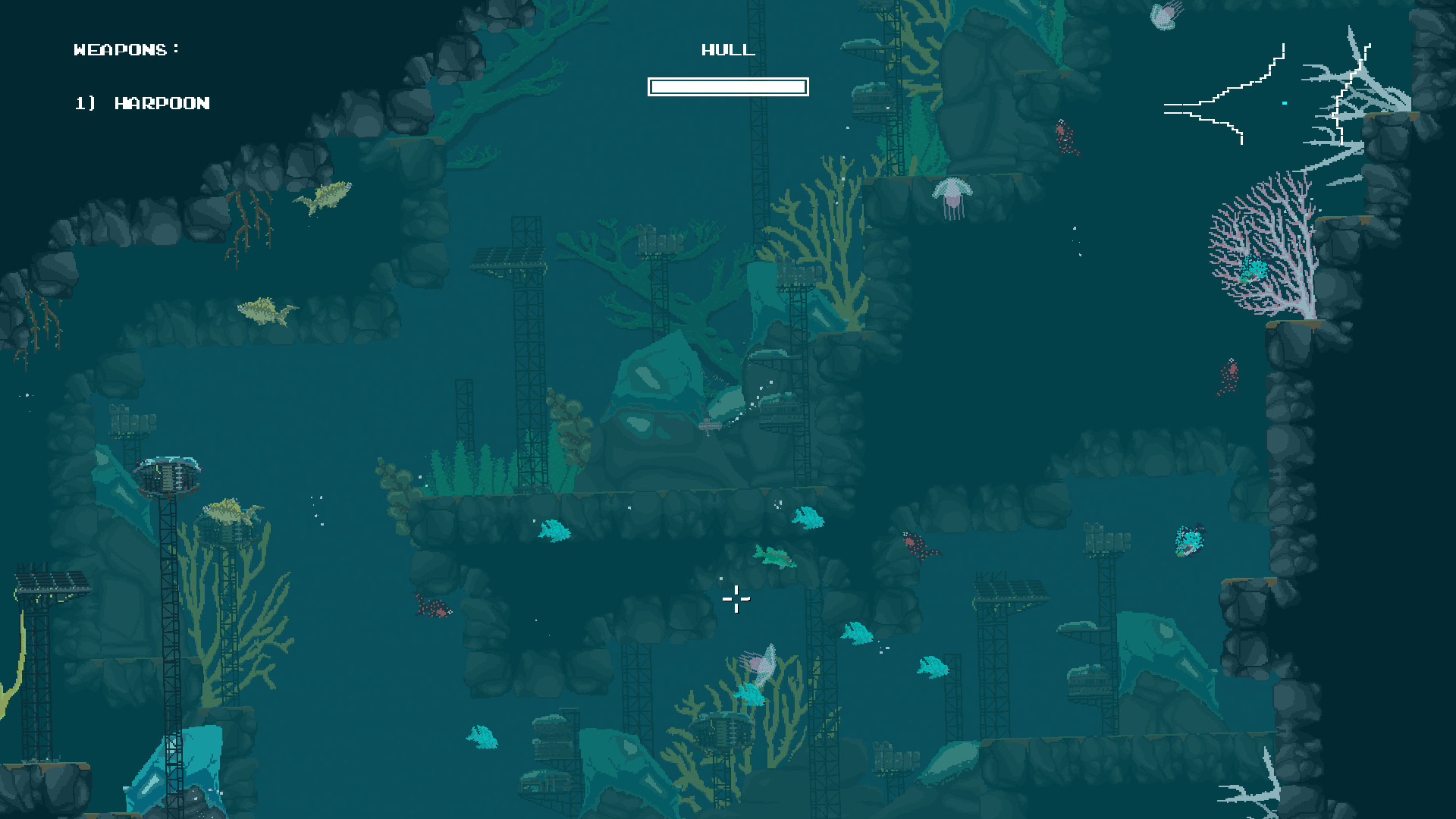 The Aquatic Adventure of the Last Human screenshot 2