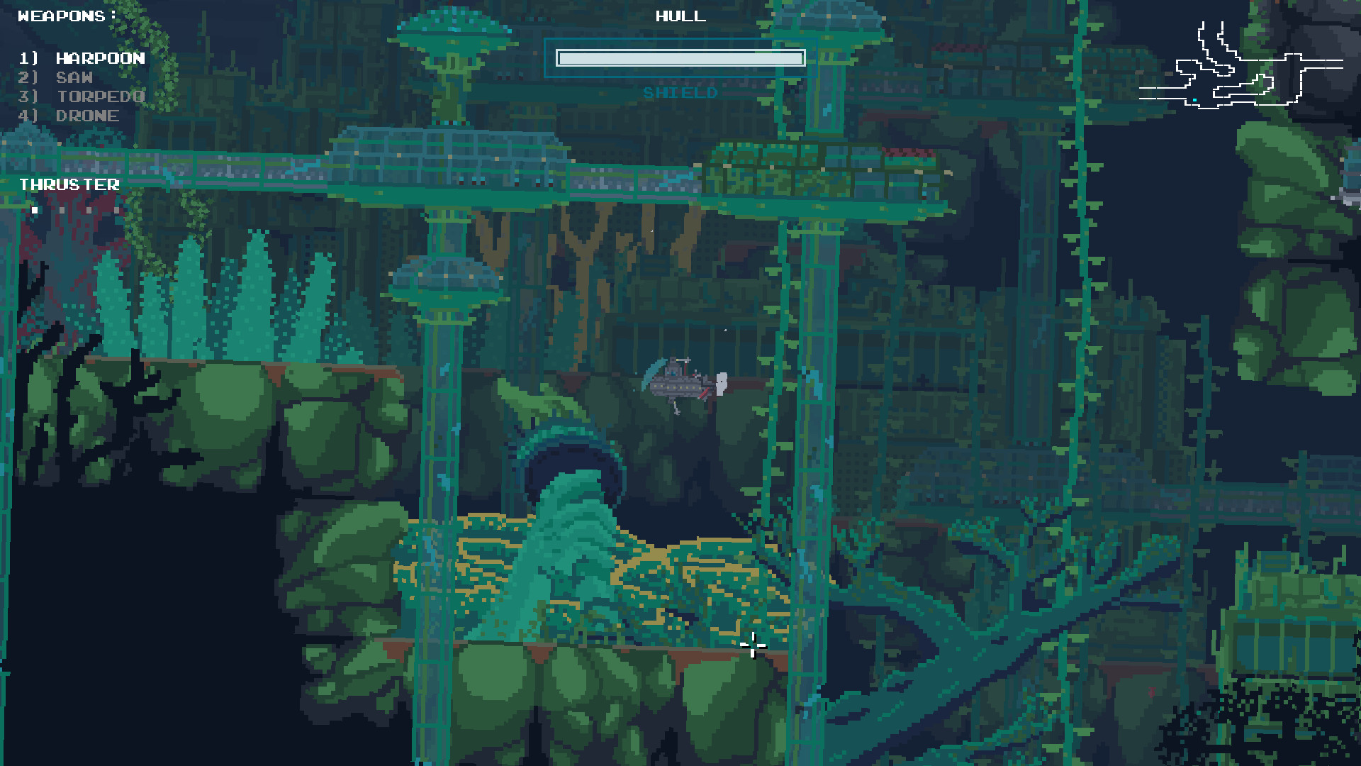 The Aquatic Adventure of the Last Human screenshot 3