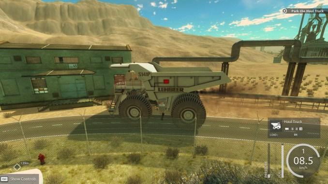 Giant Machines 2017 Screenshot 1