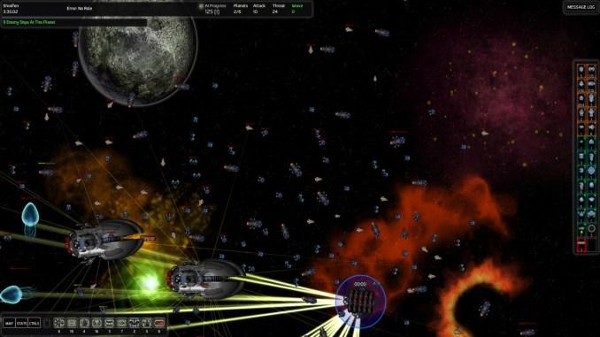 AI War: Fleet Command screenshot 3