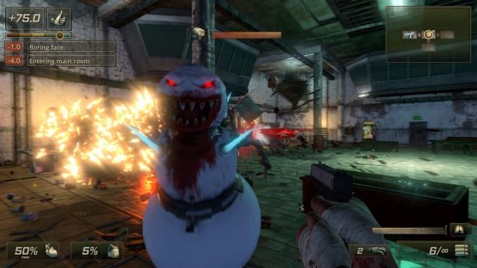 Killing Room Screenshot 1