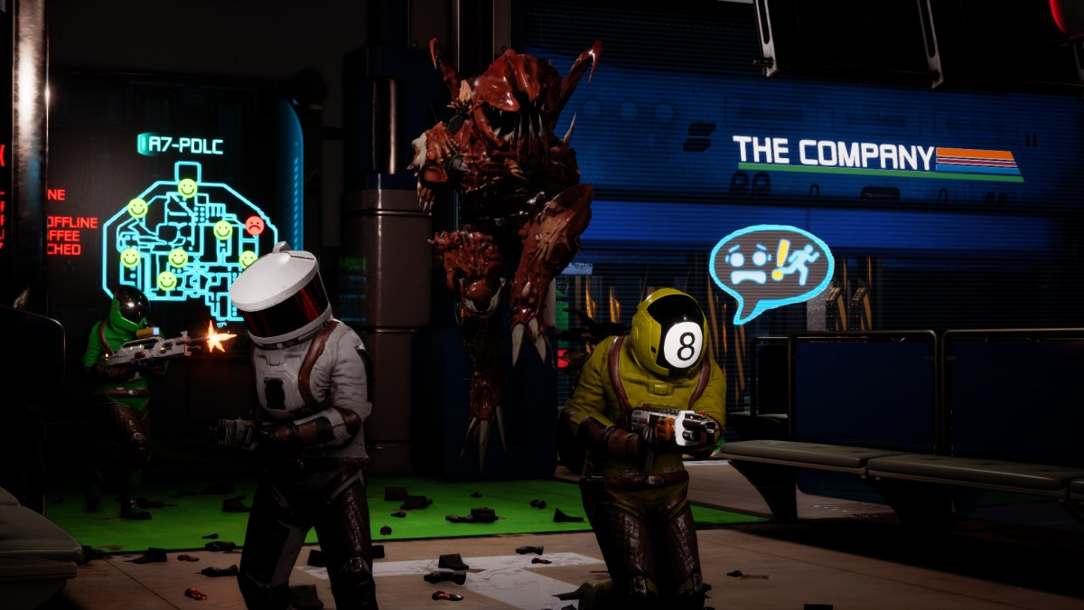 The Horror and Survival Game Unfortunate Spacemen is 100% free now on Steam