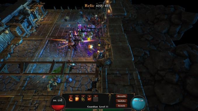 Herolike Screenshot 2