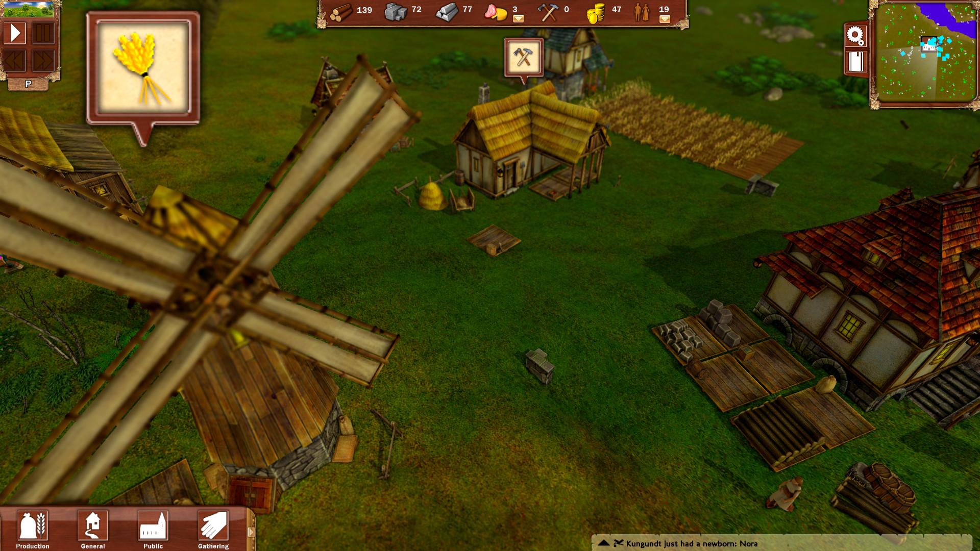 Villagers On Steam