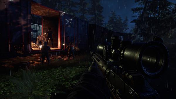 Earthfall Screenshot