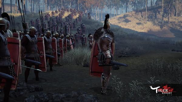 Tiger Knight Screenshot