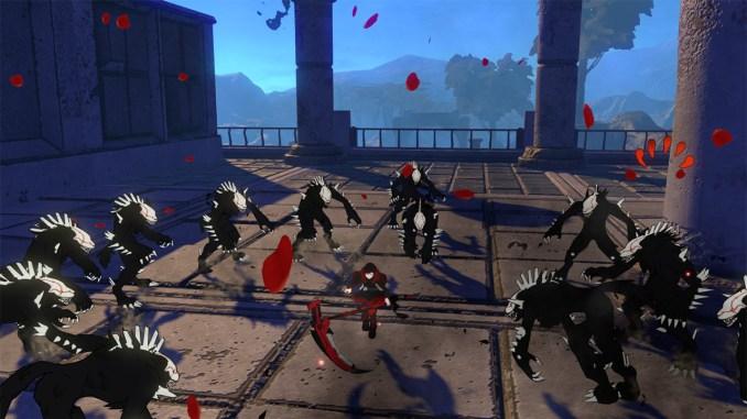 RWBY: Grimm Eclipse Screenshot 1
