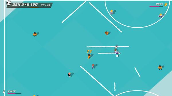Super Arcade Football Screenshot