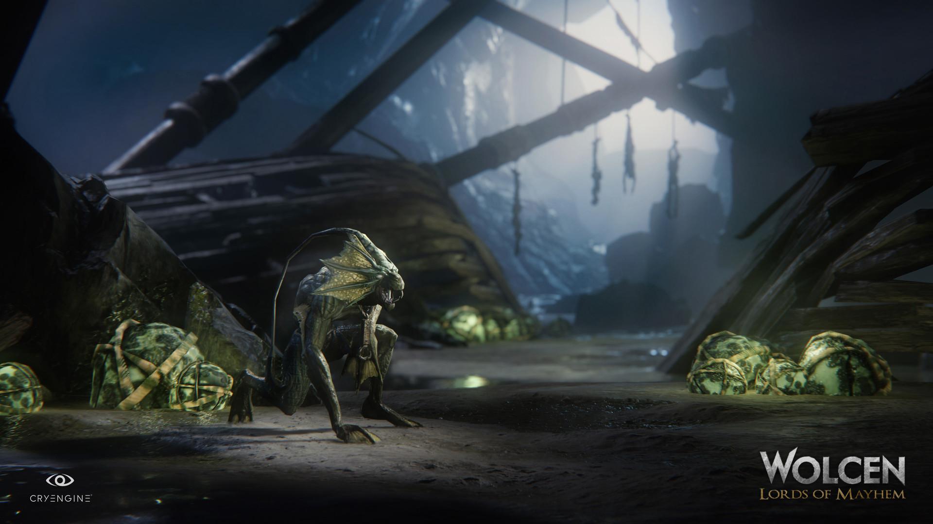 Wolcen Lords Of Mayhem On Steam