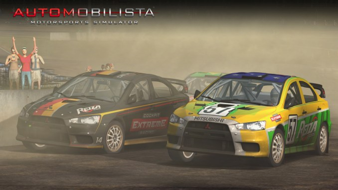Automobilista Screenshot 2