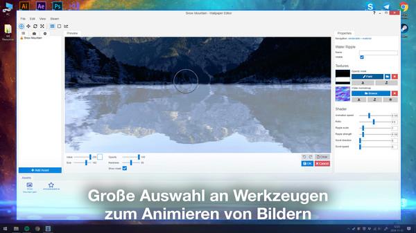 Wallpaper Engine Screenshot