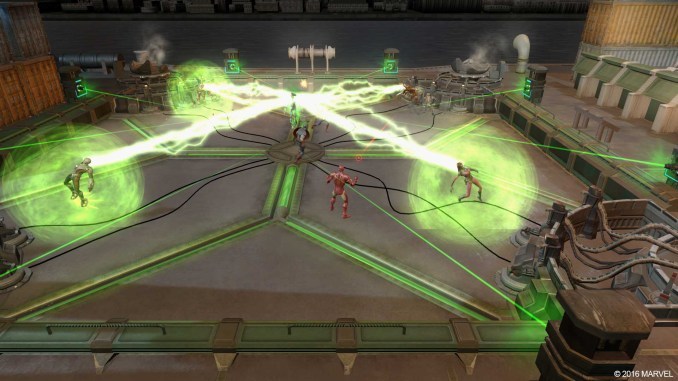 Marvel: Ultimate Alliance 2 Screenshot 3