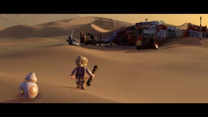 LEGO STAR WARS: The Force Awakens Screenshot 2