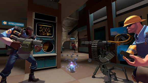 Picture from game team fortress 2