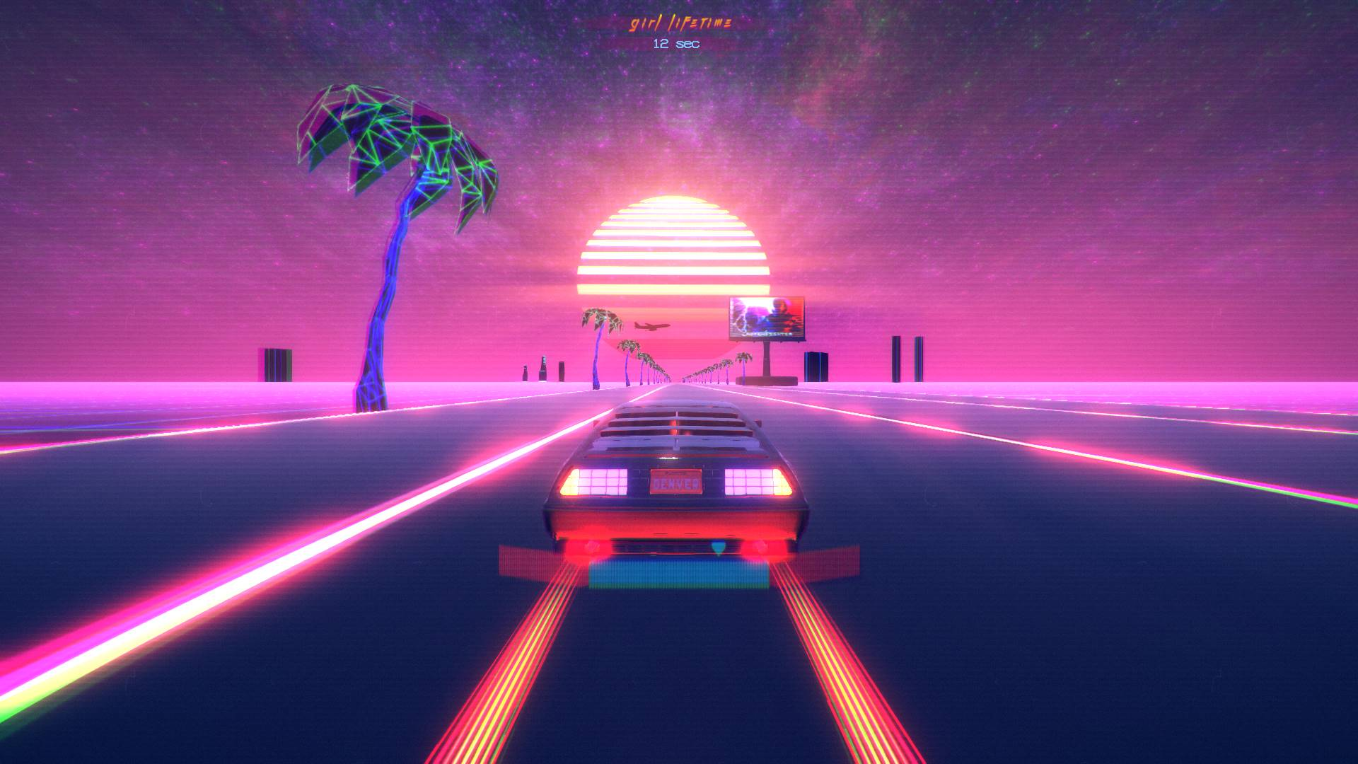 Chill Wave Car Wallpaper Outdrive On Steam