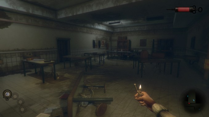 The Crow's Eye Screenshot 1